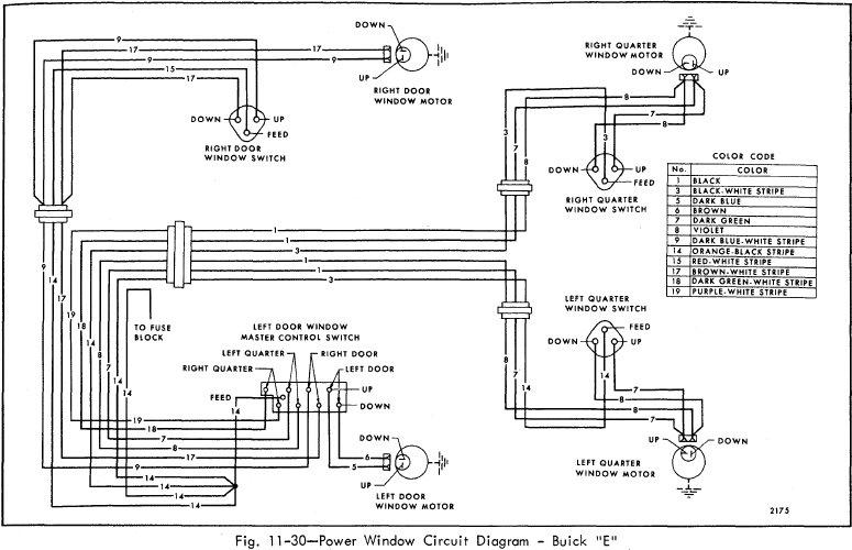 buick roadmaster wiring schematics