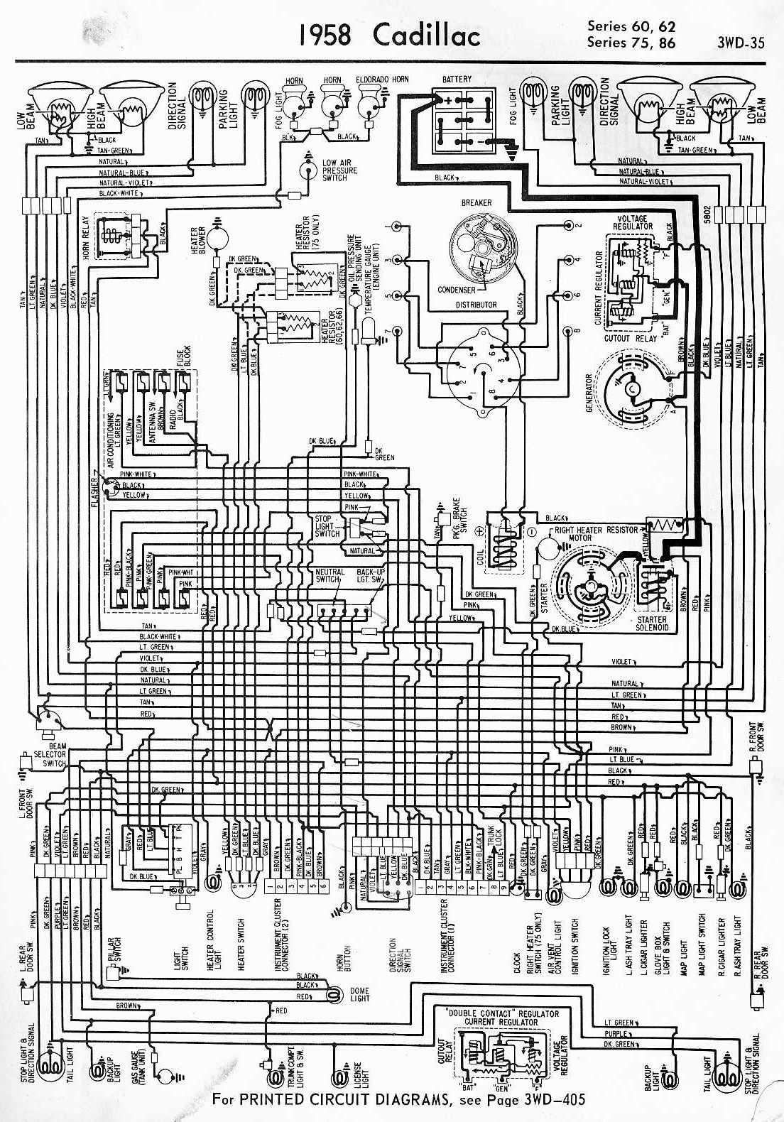 57 Cadillac Eldorado Wiring Diagram 67 Firebird 51 1957 Trusted Schematics On