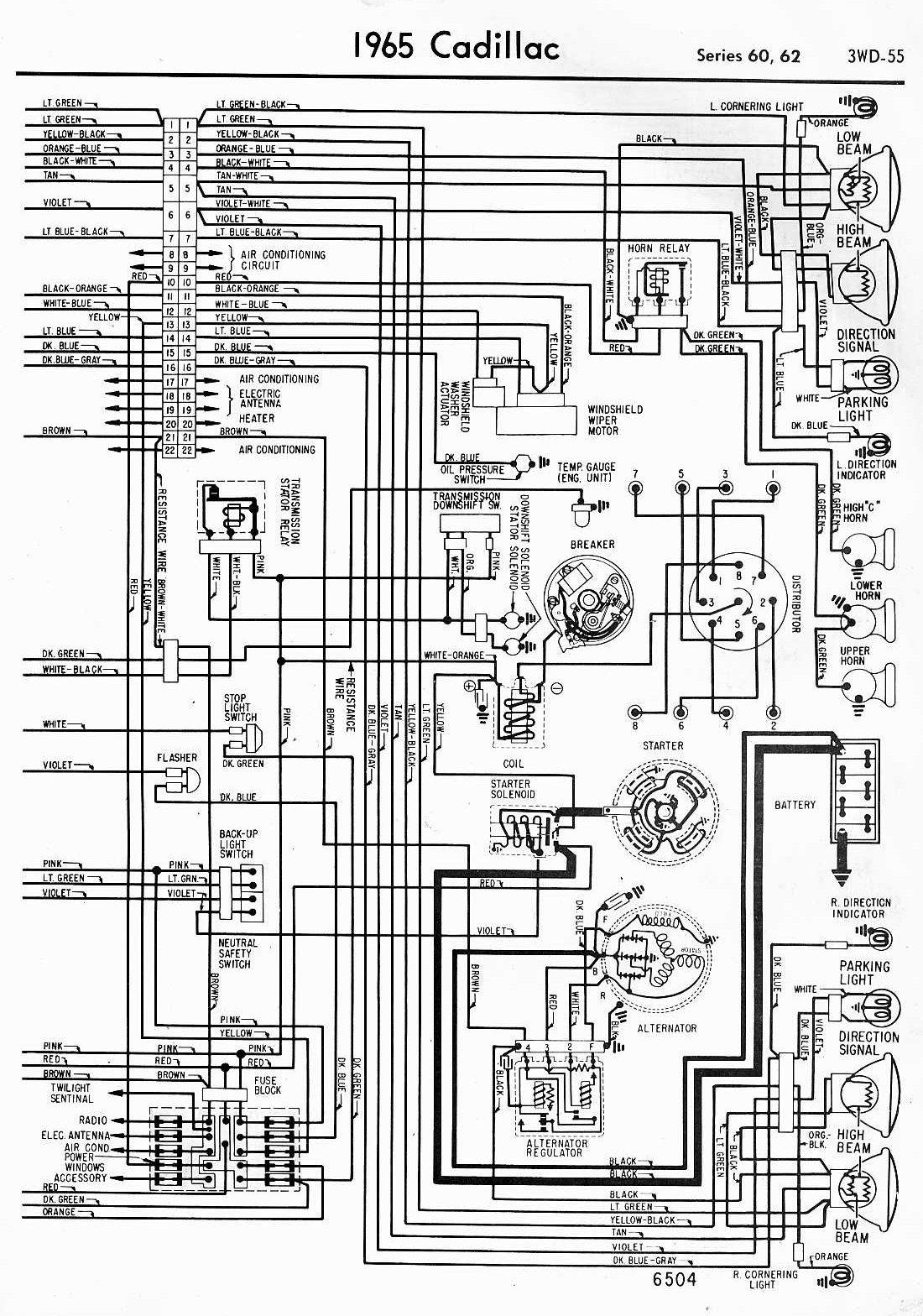 1957 Thunderbird Power Seat Wiring Diagram Library 1965 Cadillac