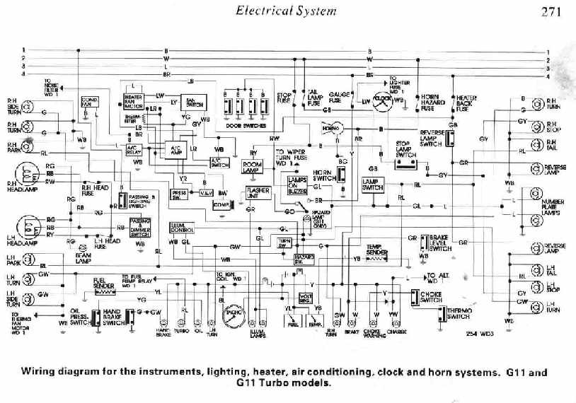 daihatsu charade wiring diagram g200