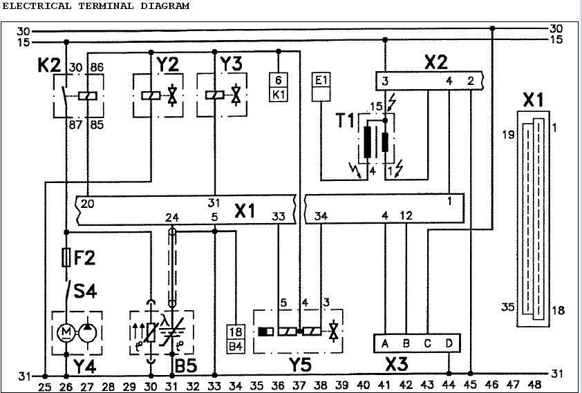 wiring diagram explanation