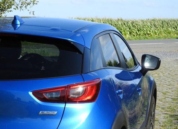 Essai Mazda CX-3 : Un tempérament d'avance!