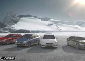 BMW xDrive : La technologie 4 roues motrices intelligente!
