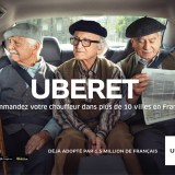 Uber lance sa première campagne publicitaire en France !