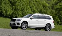 Mercedes-Benz Rolls Out 2013 GL63 AMG 7-Passenger Rocket Ship