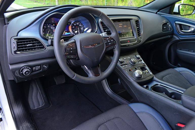2015 Chrysler 200S AWD V6 Review  Test Drive