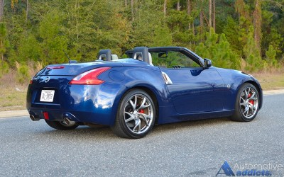 Nissan 370z Roadster. 2018 nissan 370z roadster review the torque report. official nissan 370z ...