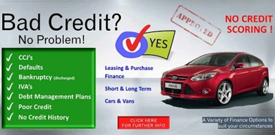 Car Lease with Bad Credit: Myths And Facts