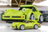 Porsche ha construido un 911 Turbo a escala real ...
