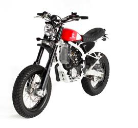 Custom Husqvarna TE250 by Deus Ex Machina