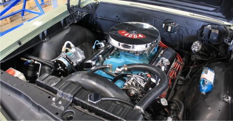68 Buick Wiring Diagram Schematic 1964 67 Gto Lemans Tempest Vintage Air Gen Iv Air