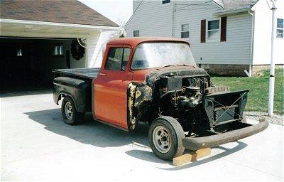 Mechanical Jim Carter Truck Parts