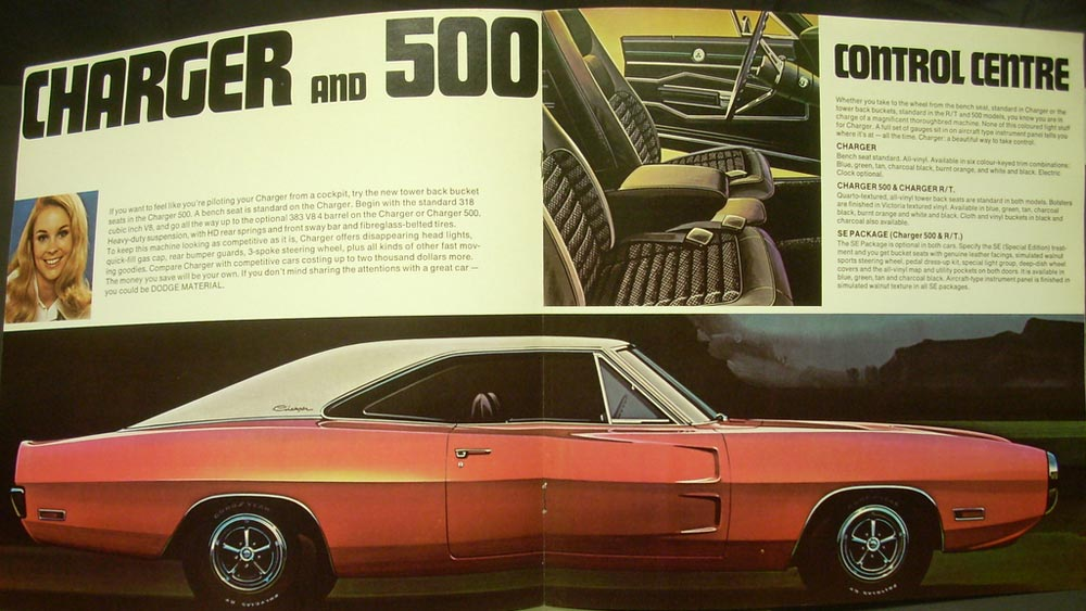 1964 dodge charger r t