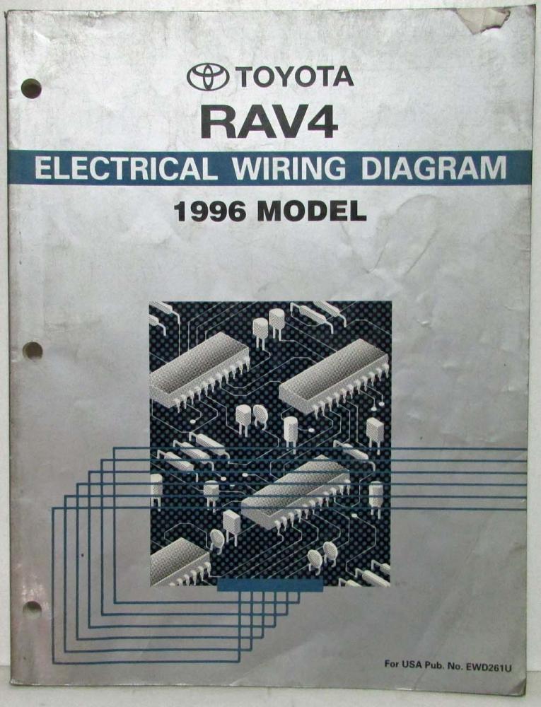 Toyota Rav4 Wire Diagram - Yvvoxuuessiew \u2022