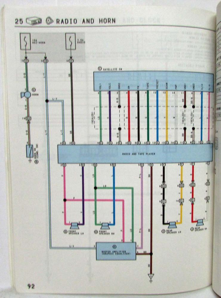 1984 Toyota Van Wiring Diagram Toyota Auto Wiring Diagrams