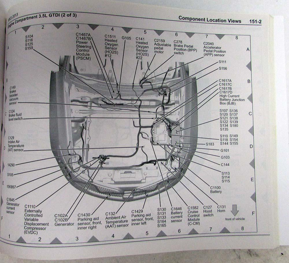 1947 Lincoln Wiring Diagram 2013 Lincoln Mks Electrical Wiring Diagrams Manual