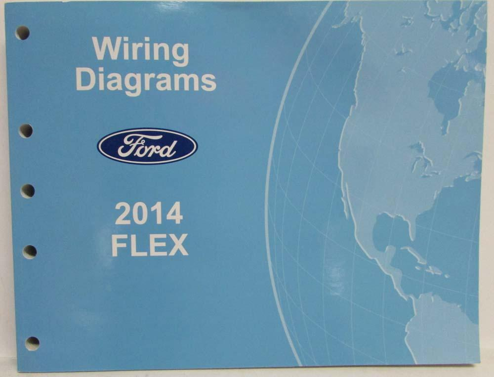 2014 Ford Flex Wiring Diagram - Wwwcaseistore \u2022