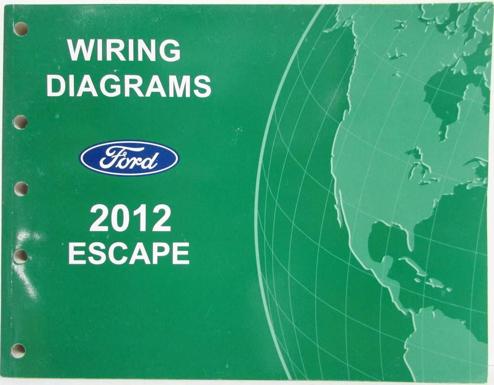 Ford Escape Wiring Diagram - Wiring Diagrams