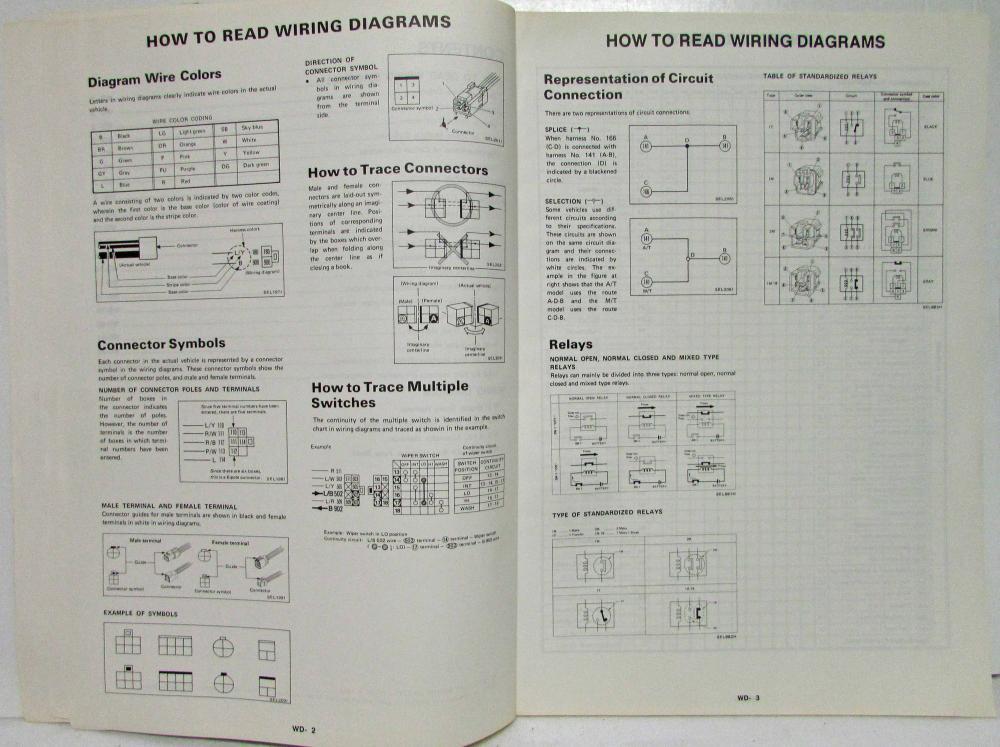 1993 300zx wiring diagram