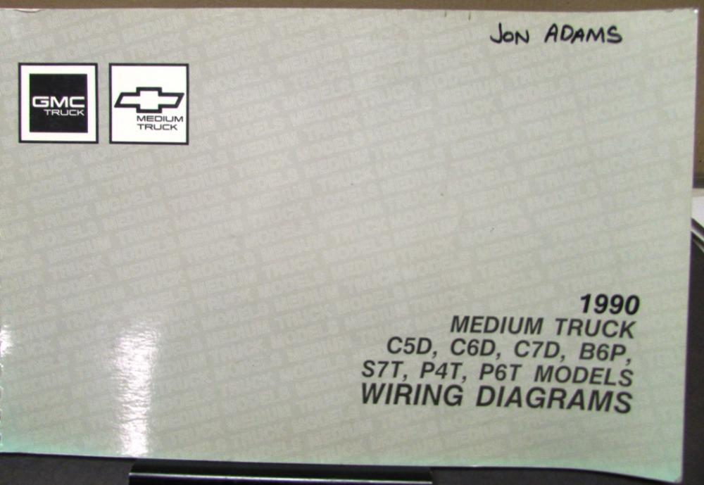 Electrical Wiring Diagram 1979 Gmc C60 Wiring Diagram