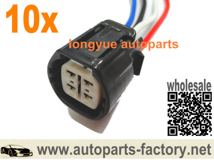 long yue Alternator Repair Plug Harness Connector 4-way Pigtail For