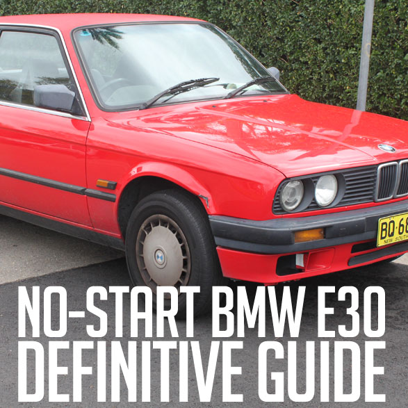 The BMW E30 No Start Guide - eEuroparts Blog