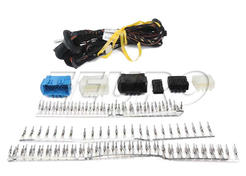 BMW Trunk Lid Wiring Harness 61116907260 eEuroparts®
