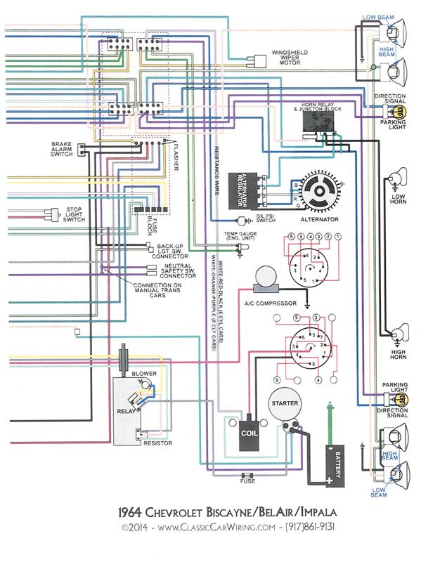 64 C10 Wiring Diagram Color Wiring Diagram 2019