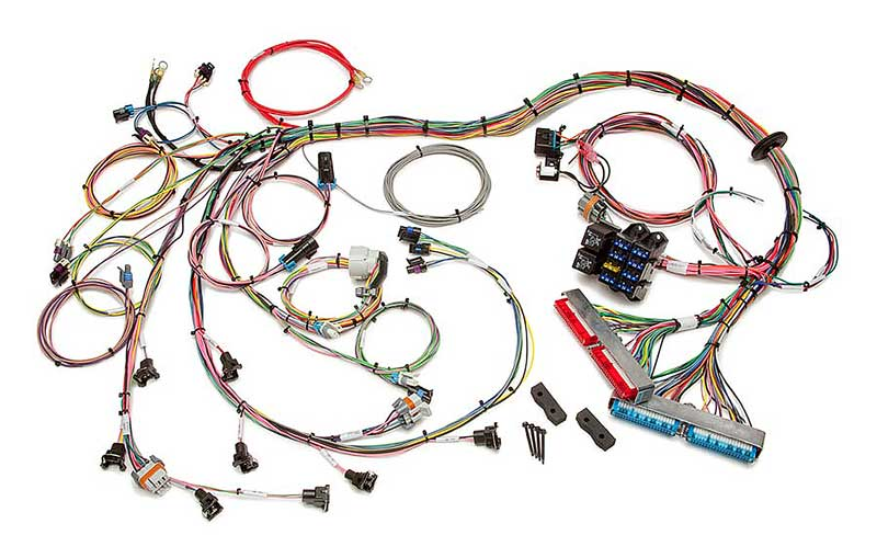 Painless Ls1 Wiring Harness Diagram Wiring Schematic Diagram
