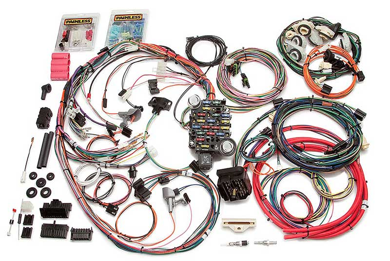 A9900102 1978-81 Camaro 26-Circuit Chassis Wiring Harness