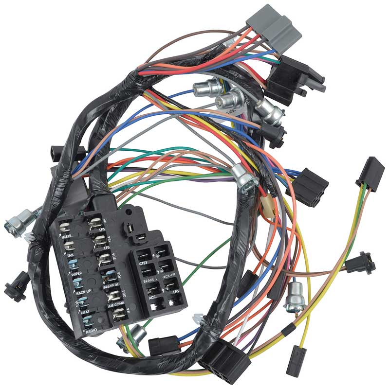 1962 Chevrolet Impala Parts Electrical and Wiring Wiring and