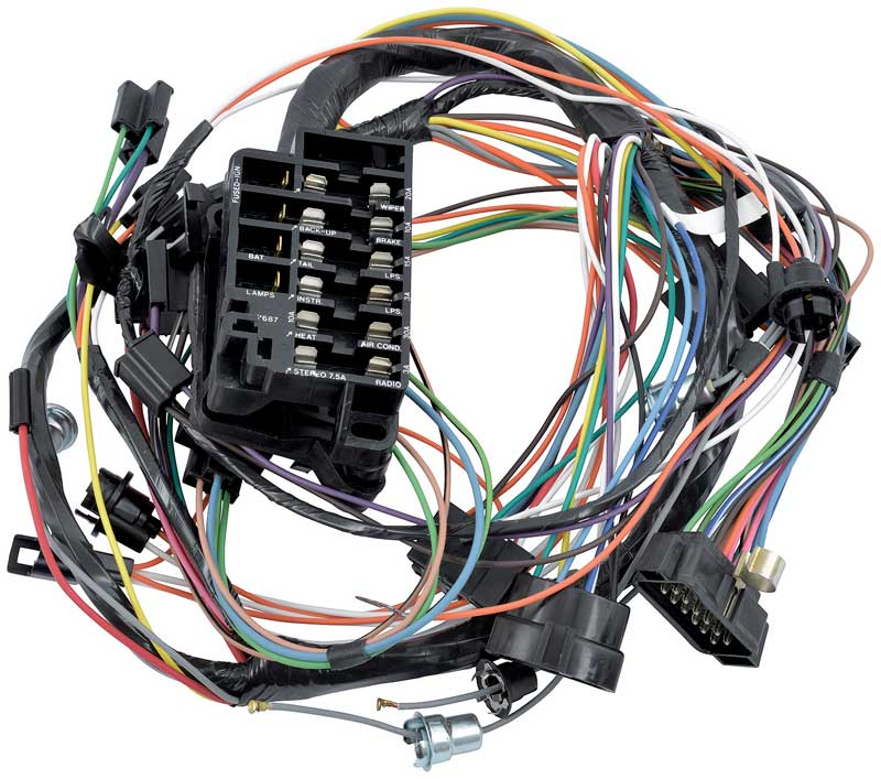 65 Impala Wiring Harness Download Wiring Diagram