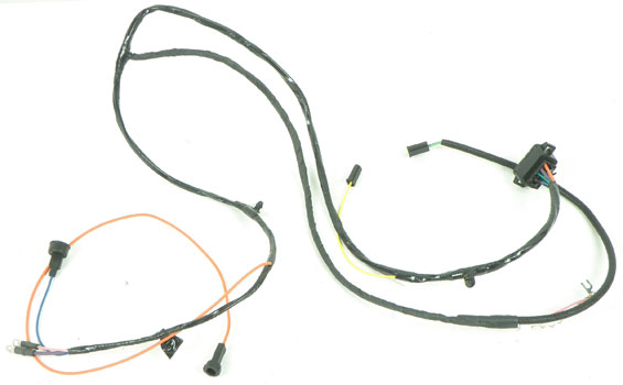 1966 impala wiring harness american autowire
