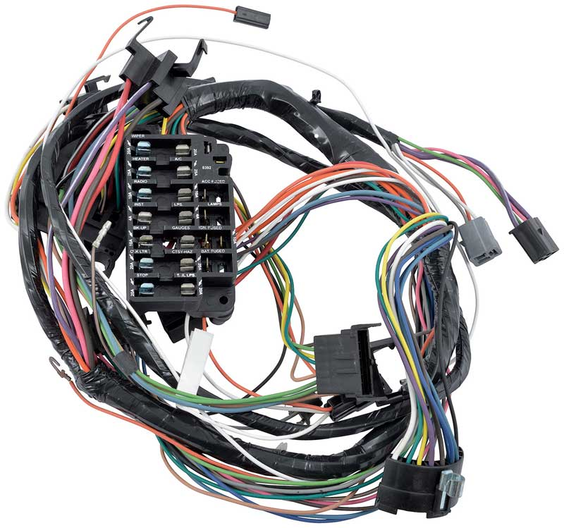 1967 Chevrolet Impala Parts Electrical and Wiring Classic