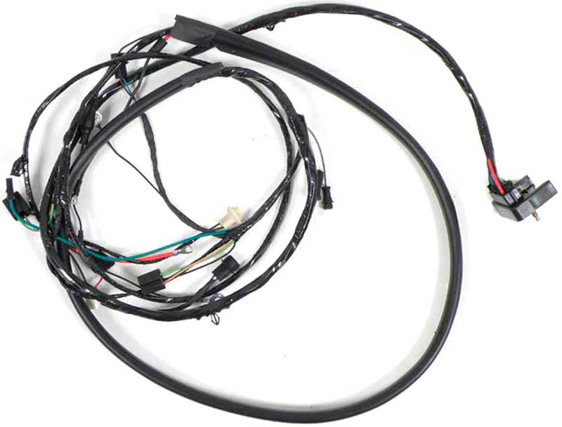 how to remove dashboard wiring harness