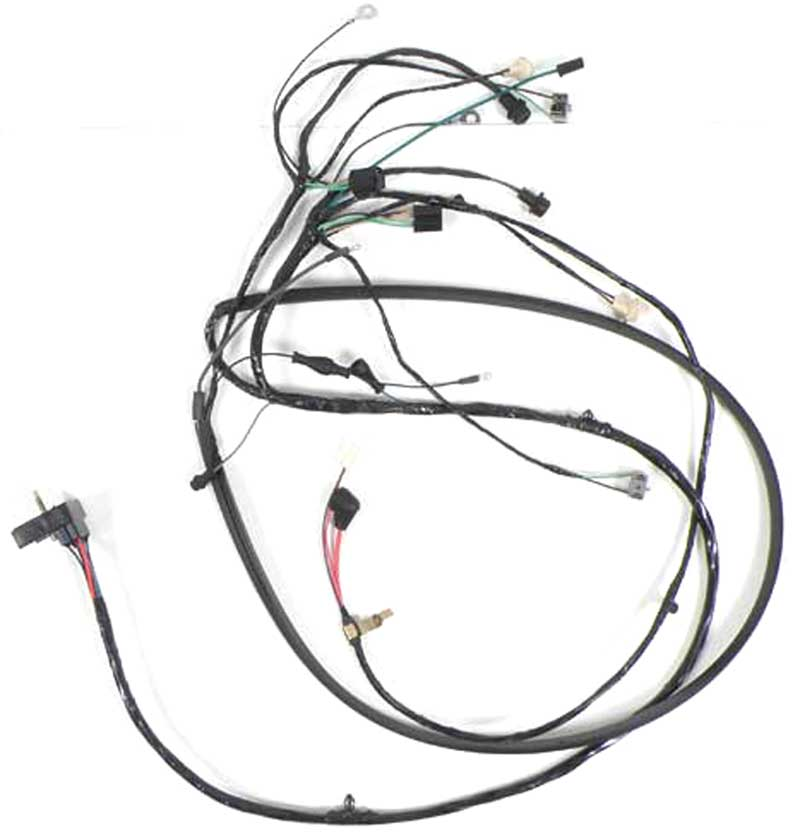 69 chevy truck wiring harness
