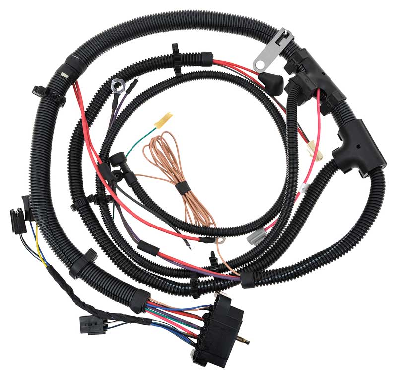 American Autowire Wiring  Accessories Chevrolet Truck Parts