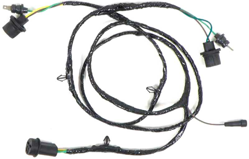 1972 chevy truck rear wiring harness