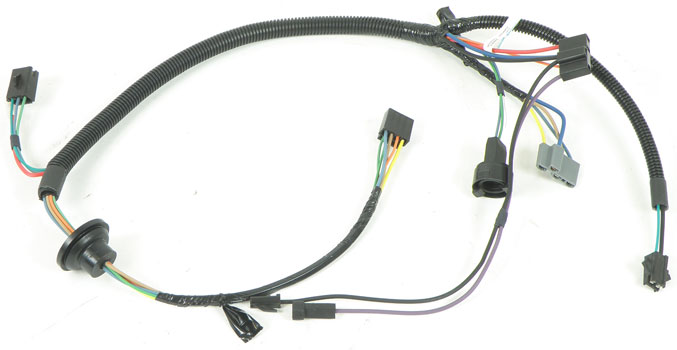 1980 Pontiac Firebird Parts Electrical and Wiring Classic