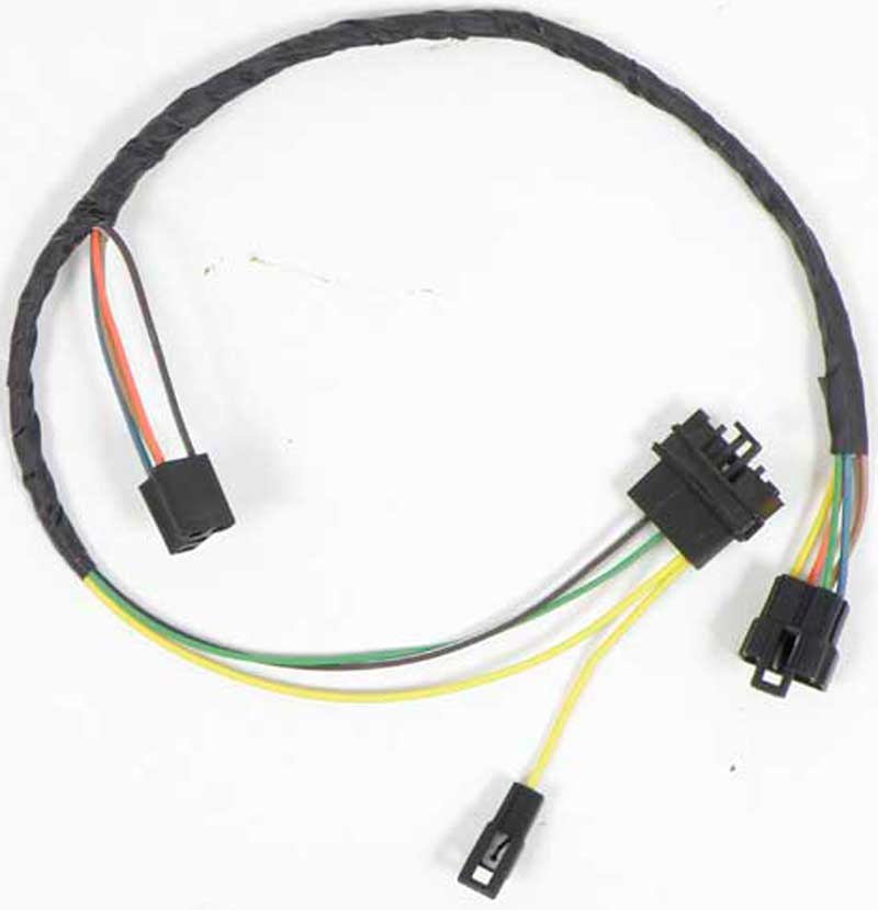 1978 Pontiac Firebird Parts Electrical and Wiring Wiring and