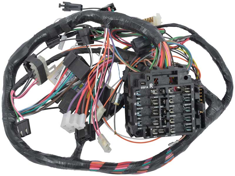 1979 Pontiac Firebird Parts Electrical and Wiring Wiring and