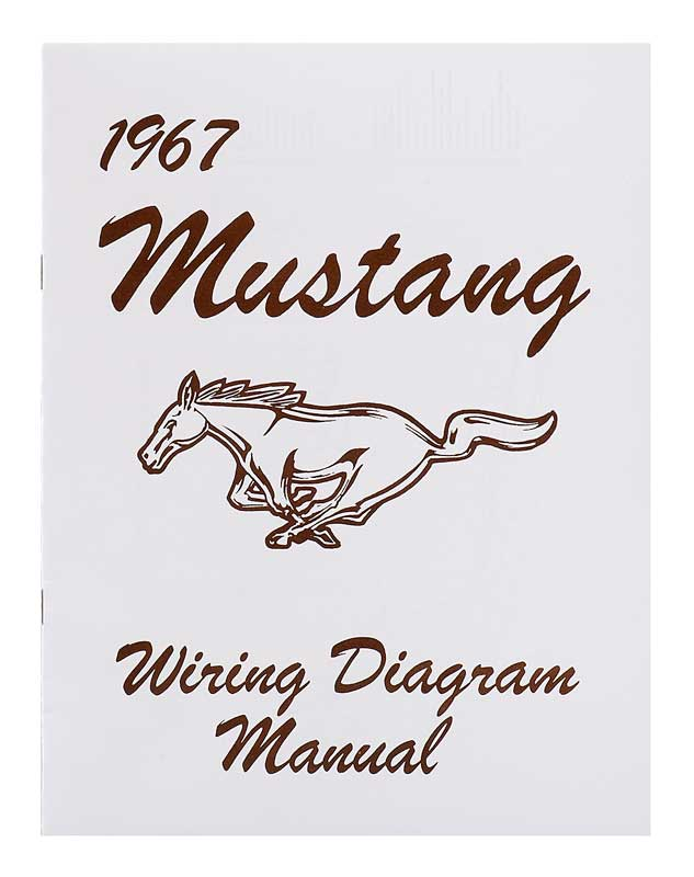 1967 All Makes All Models Parts FD6003 1967 Mustang Wiring Diagram