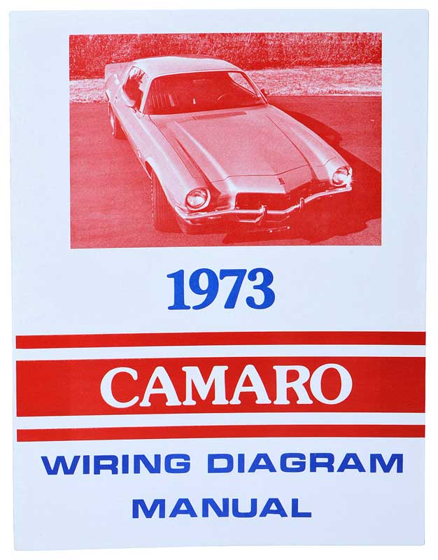 Chevrolet Camaro Parts Literature, Multimedia Literature Wiring