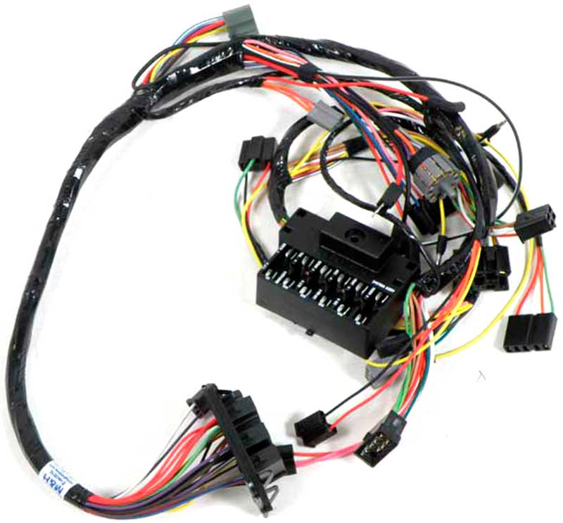plymouth duster wiring harness