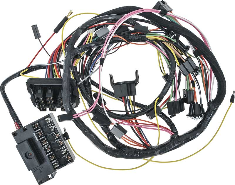 1969 Dodge All Models Parts Electrical and Wiring Wiring and