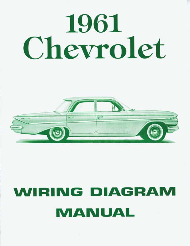 1961 Impala Wiring Diagram Wiring Diagram 2019