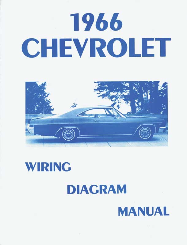 1966 Chevrolet Impala Wiring Diagram - Wiring Diagrams Schema