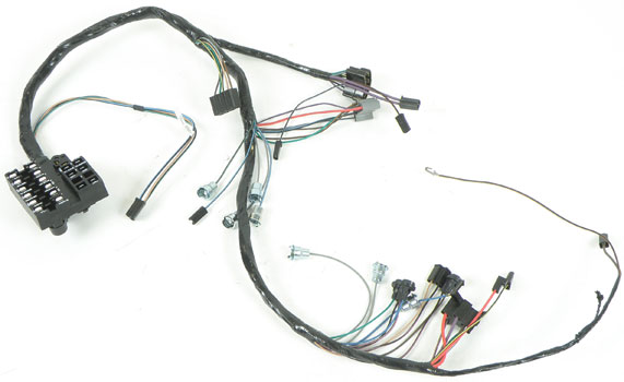 1963 impala wire harness