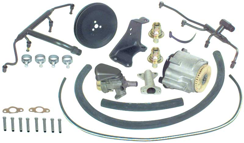 Chevrolet Truck Parts Engine Emission Control Smog Pumps and