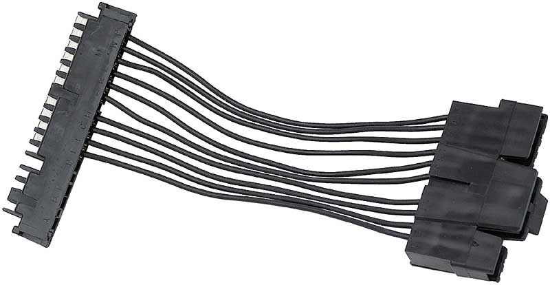 1969-1983 Chevrolet Impala Parts G8080 Wiring Harness For Turn
